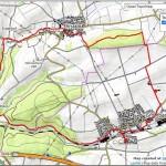 10km-Strecke